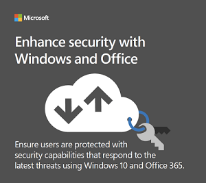 Enhance security with Windows and Office 365